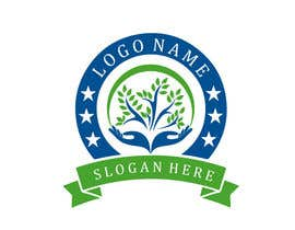 Nro 8 kilpailuun The designer will incorporate the tree/hand star design into a school badge idea. käyttäjältä mun0202mun
