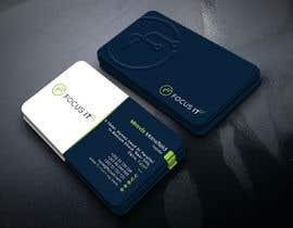 nº 101 pour design business card for IT company par shorifuddin177