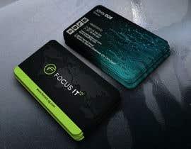 #175 untuk design business card for IT company oleh designerfaysal