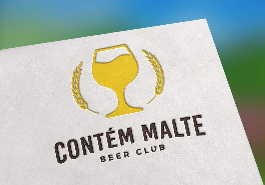 Proposition n°134 du concours Build a logo for a beer club company