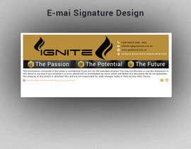 #59 for Email Signature design by chowdhurrymdkhai