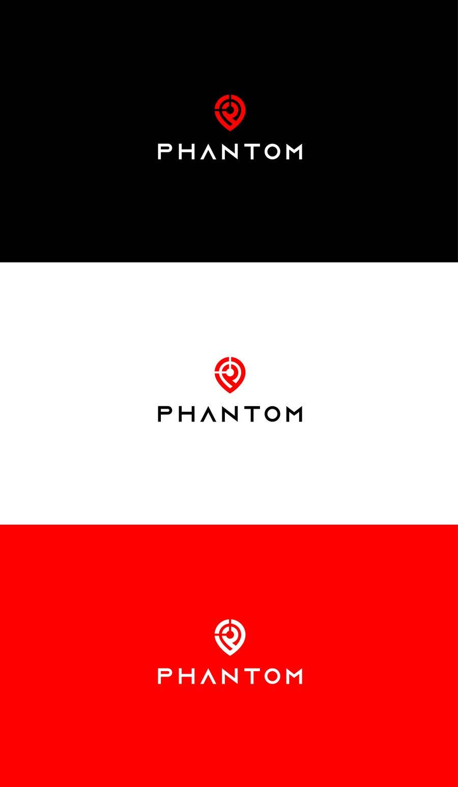 "Inscrição nº 289 do Concurso para I need to develop brand logo for the GPS tracking system ""Phantom"""