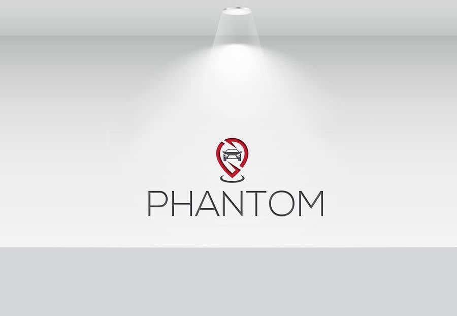 """Inscrição nº 248 do Concurso para I need to develop brand logo for the GPS tracking system """"Phantom"""""""