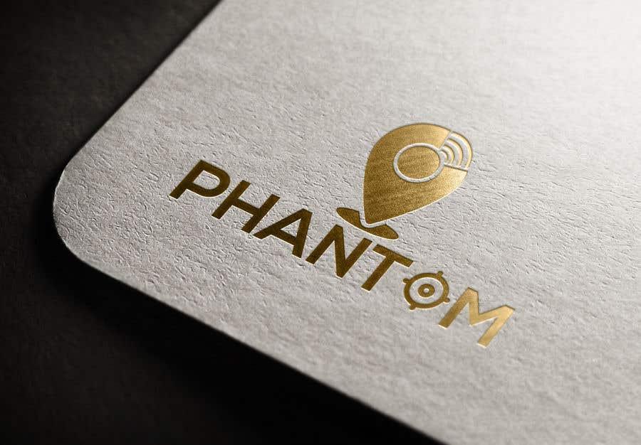 """Inscrição nº 278 do Concurso para I need to develop brand logo for the GPS tracking system """"Phantom"""""""