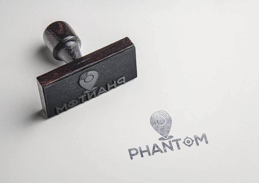"""Inscrição nº 280 do Concurso para I need to develop brand logo for the GPS tracking system """"Phantom"""""""