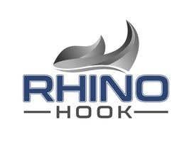Nro 40 kilpailuun New Safehook Product Logo - Rhino Hook käyttäjältä victoraguilars