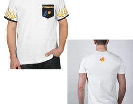 #81 untuk T-Shirt Design oleh hendrick2907