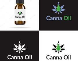 Monitorgraphicbd tarafından Canna Oil Logo için no 55