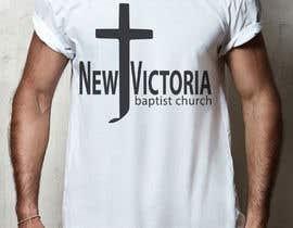 #46 for Simple Church T-Shirt Design by ponkojmondal