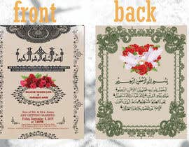 #70 for Invitation Cards by mHussain77