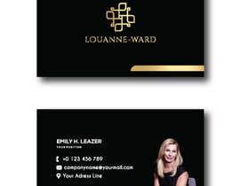 #168 untuk Business Card and Logo Design oleh Jhonkabir552