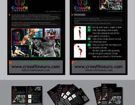 #145 for 2 sided flyer by coc3dart