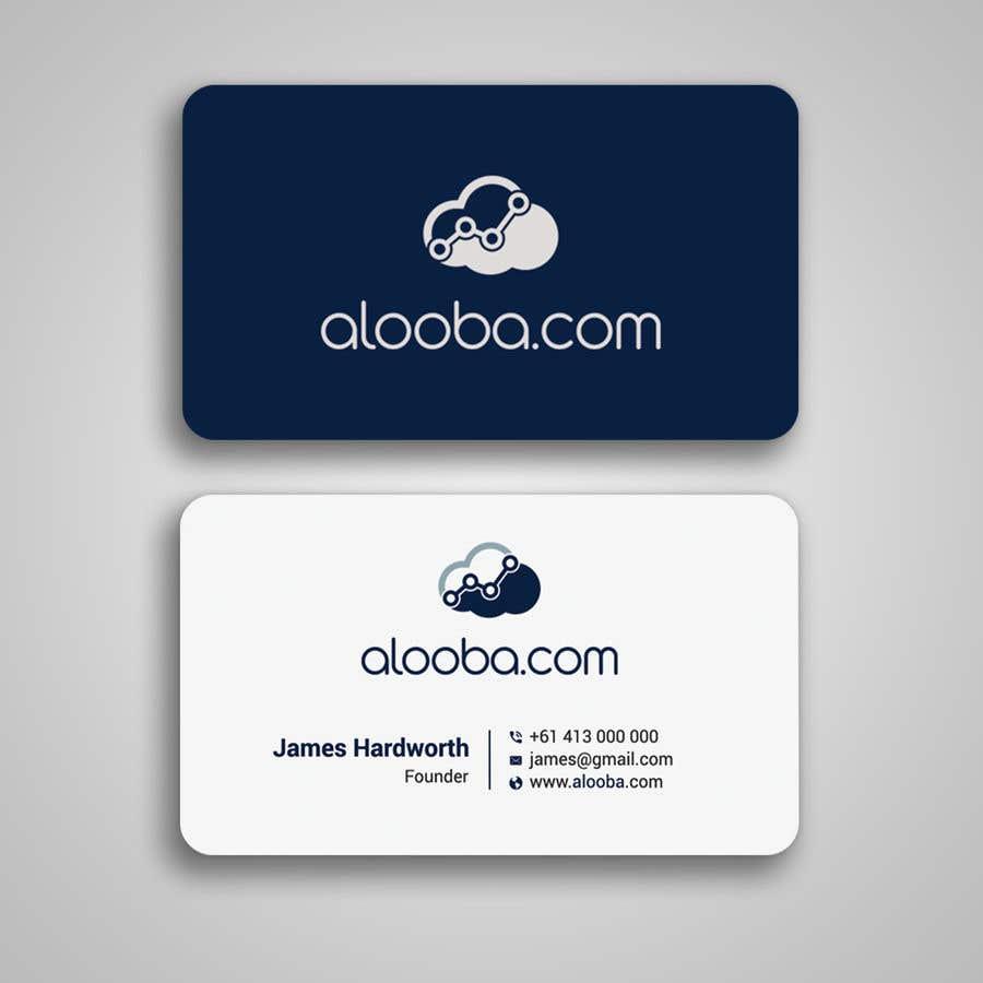 Konkurrenceindlæg #106 for Design some business cards