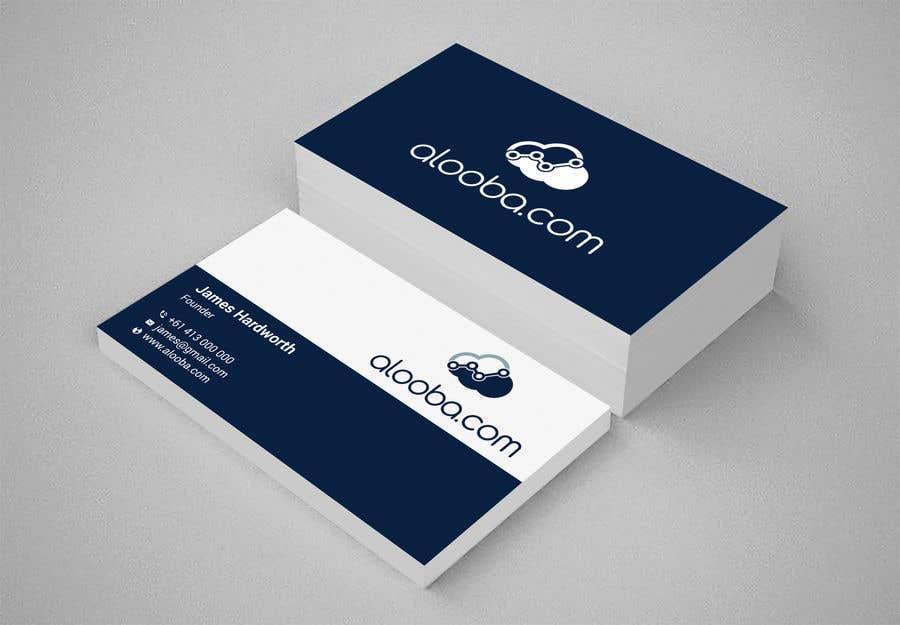 Konkurrenceindlæg #109 for Design some business cards