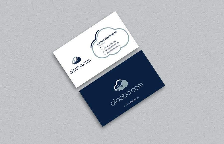 Konkurrenceindlæg #116 for Design some business cards