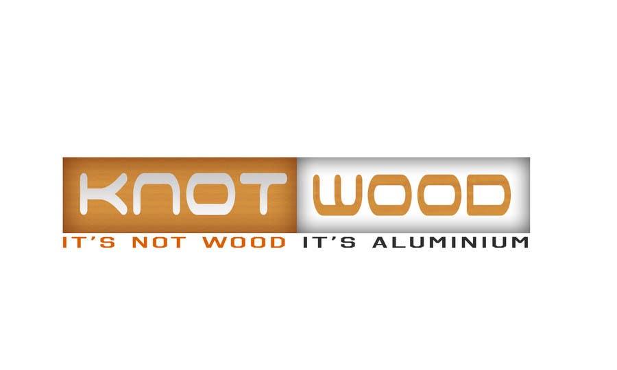 Inscrição nº                                         15                                      do Concurso para                                         Logo Design for Knotwood AUS
