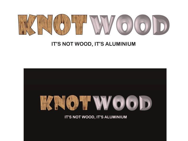 Inscrição nº                                         12                                      do Concurso para                                         Logo Design for Knotwood AUS