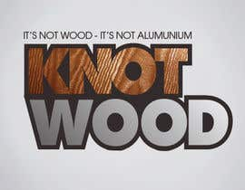 #7 para Logo Design for Knotwood AUS por gingerwan