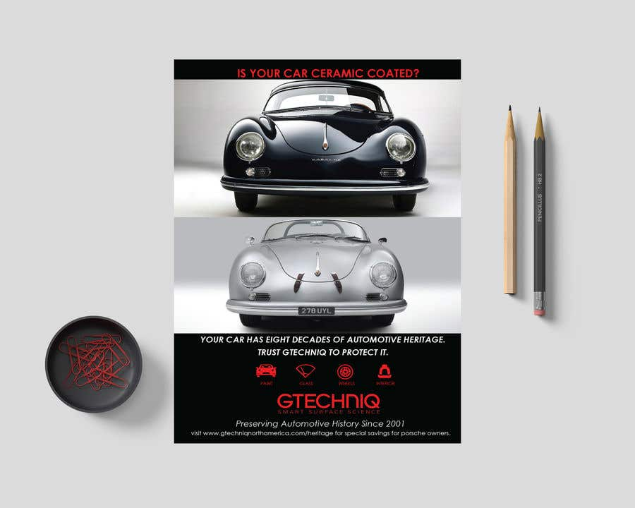Kilpailutyö #17 kilpailussa Create Automotive Ad