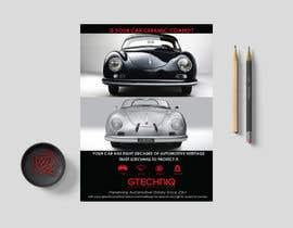 nº 17 pour Create Automotive Ad par noorulaminnoor