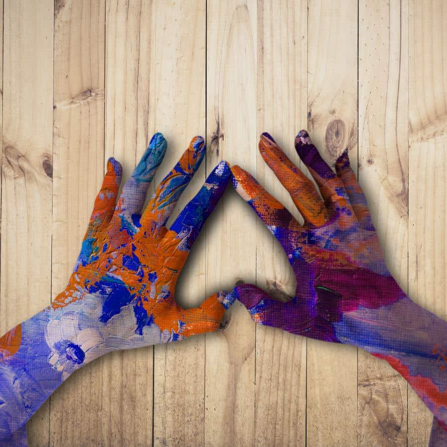 Konkurrenceindlæg #74 for Heart shaped hands