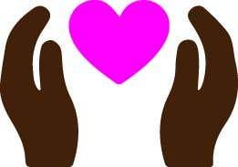 Konkurrenceindlæg #88 for Heart shaped hands
