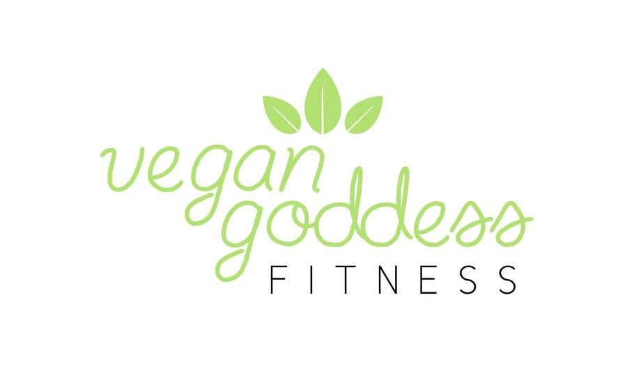 Konkurrenceindlæg #125 for Create Logo For Vegan Goddess Fitness Coaching