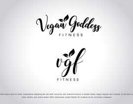 #105 for Create Logo For Vegan Goddess Fitness Coaching af katoon021