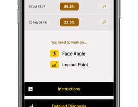 #9 для Conceptual App Redesign від KavkeeDesigns