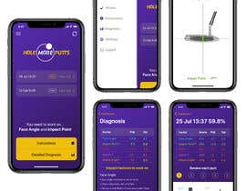 #5 for Conceptual App Redesign by amitpokhriyalchd