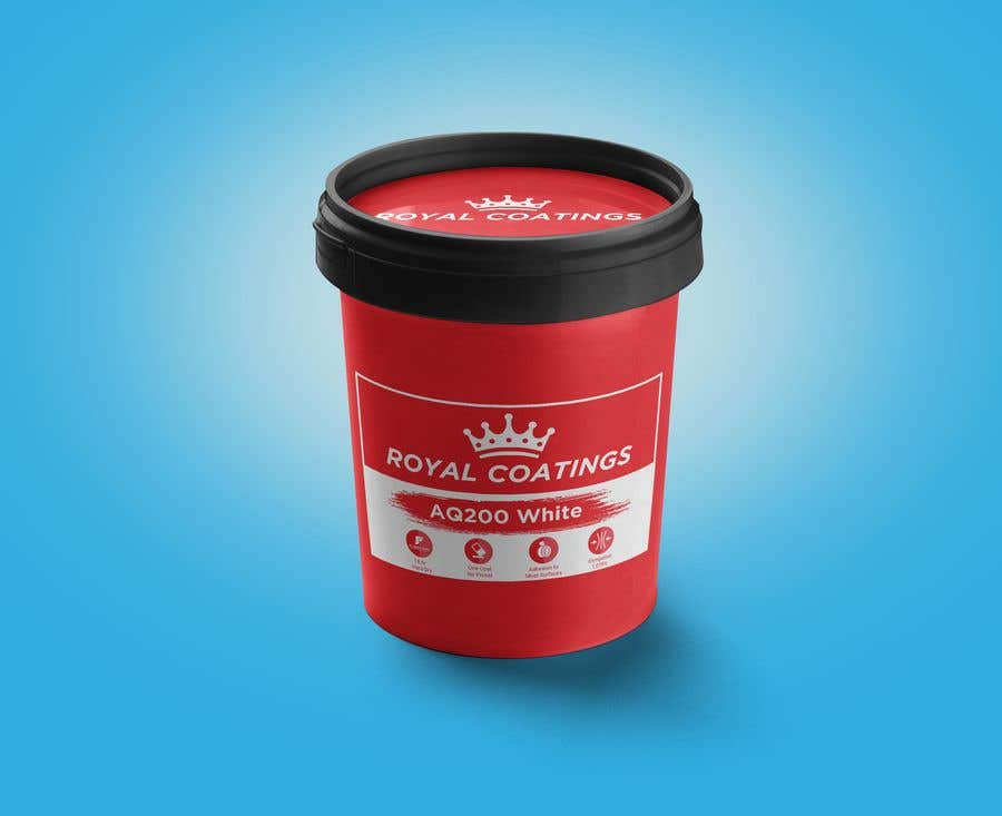 Konkurrenceindlæg #4 for Label design for 5 gallon pail