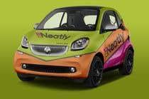 Graphic Design Конкурсная работа №3 для Design a Vehicle Wrap For Home Organizing Company On Smart Car