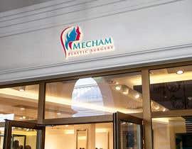 """Nro 15 kilpailuun Logo for """"Mecham Plastic Surgery """" käyttäjältä moonstarbdcom"""