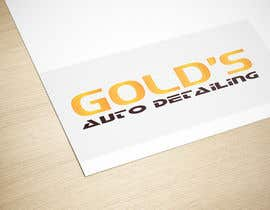 """#84 for Need a logo for my company """"Gold's Auto Detailing"""" by GRAPHICBOOSTER"""