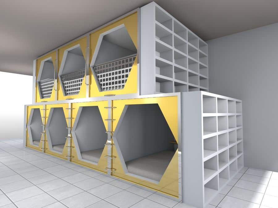Penyertaan Peraduan #46 untuk Seeking Designer for Furniture, Fixtures, and Equipment Concept Design