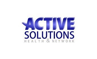 Inscrição nº                                         10                                      do Concurso para                                         Logo Design for Active Solutions and Health Network