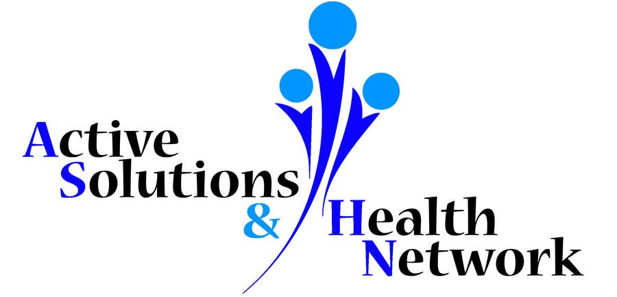 Bài tham dự cuộc thi #30 cho Logo Design for Active Solutions and Health Network