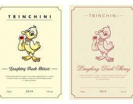 nº 26 pour Wine Label par leonardoluna1