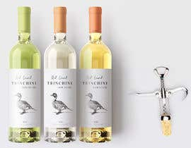 #41 for Wine Label by culor7