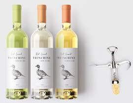 nº 41 pour Wine Label par culor7