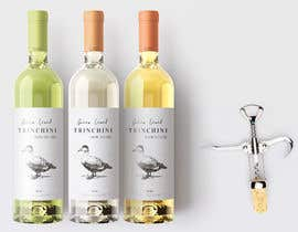 nº 42 pour Wine Label par culor7