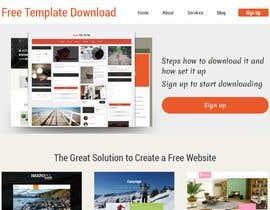 #15 для Design Landing Page for free Template Download від nikhiltank35