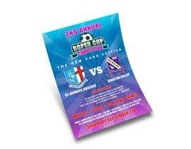 Nro 49 kilpailuun Soccer flyer käyttäjältä ripon22hossain