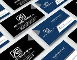 Nro 68 kilpailuun Logo for my company with business card design käyttäjältä Deluar795