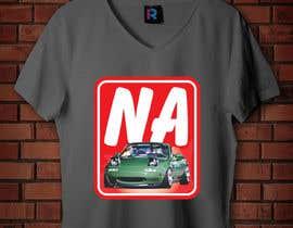 #31 for Car T-Shirt Design by designerjalaludd