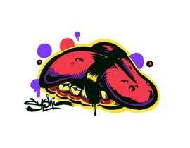 #16 cho Graffiti style art piece bởi midonasr2004