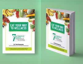 WaseemGraphics tarafından Book cover design for a healthy eating book için no 33