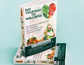 #11 for Book cover design for a healthy eating book by RainbowKing3