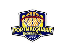 #79 для Port Macquarie Basketball Logo от yippan