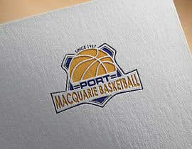 #68 для Port Macquarie Basketball Logo от fatemaakther423